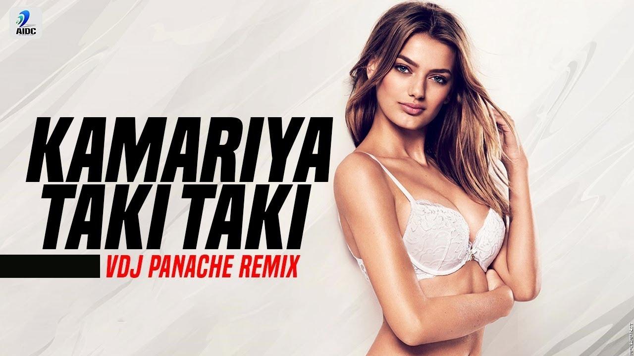 Kamariya X Taki Taki (Remix) | VDJ Panache | Nora Fatehi | DJ Snake | Selena Gomez | Ozuna | Cardi B.mp3