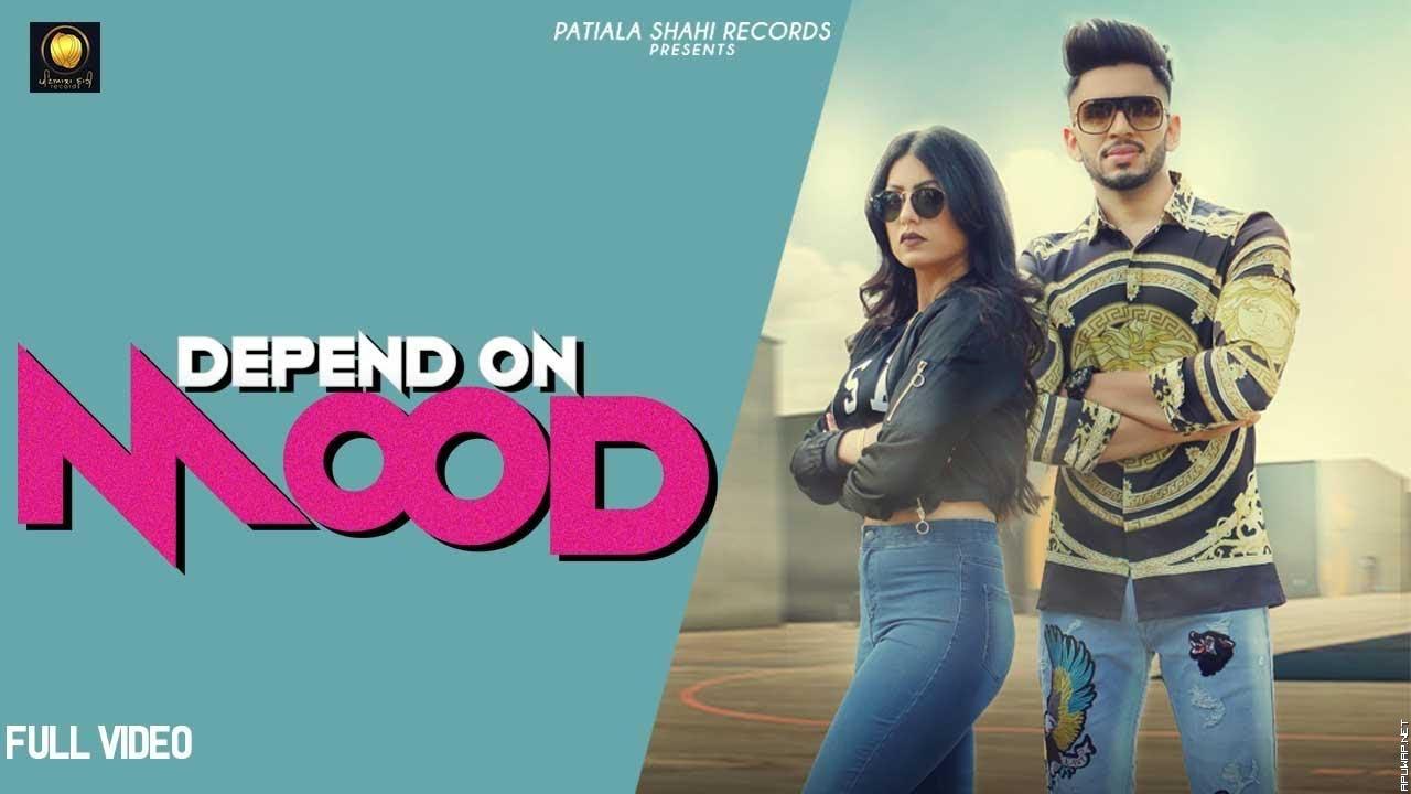 Depend on Mood | Jinder Deol Feat Gurlej Akhtar | Latest Punjabi Songs | Patiala Shahi Records.mp3
