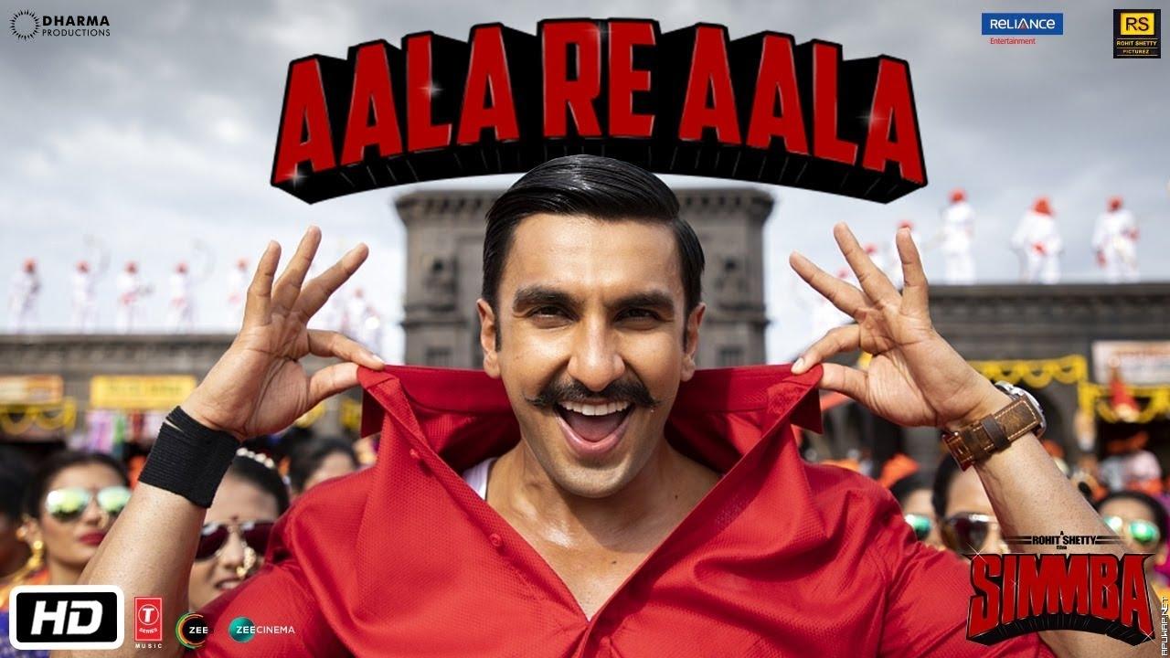 SIMMBA: Aala Re Aala | Ranveer Singh, Sara Ali Khan | Tanishk Bagchi, Dev Negi, Goldi.mp3