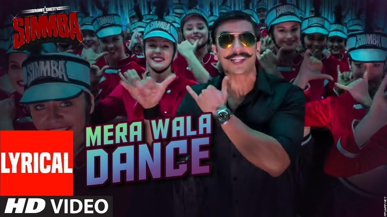 Mera Wala Dance Lyrical | Simmba | Ranveer Singh, Sara Ali Khan | Neha K,Nakash A,Lijo G-DJ Chetas.mp3