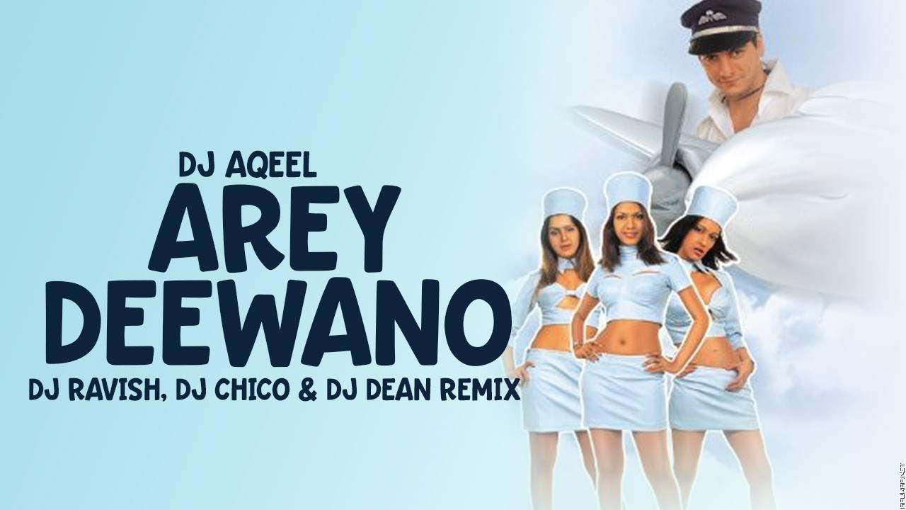 Arey Deewano (Don) | DJ Aqeel | Moombathon Rework | DJ Ravish, DJ Chico & DJ Dean.mp3