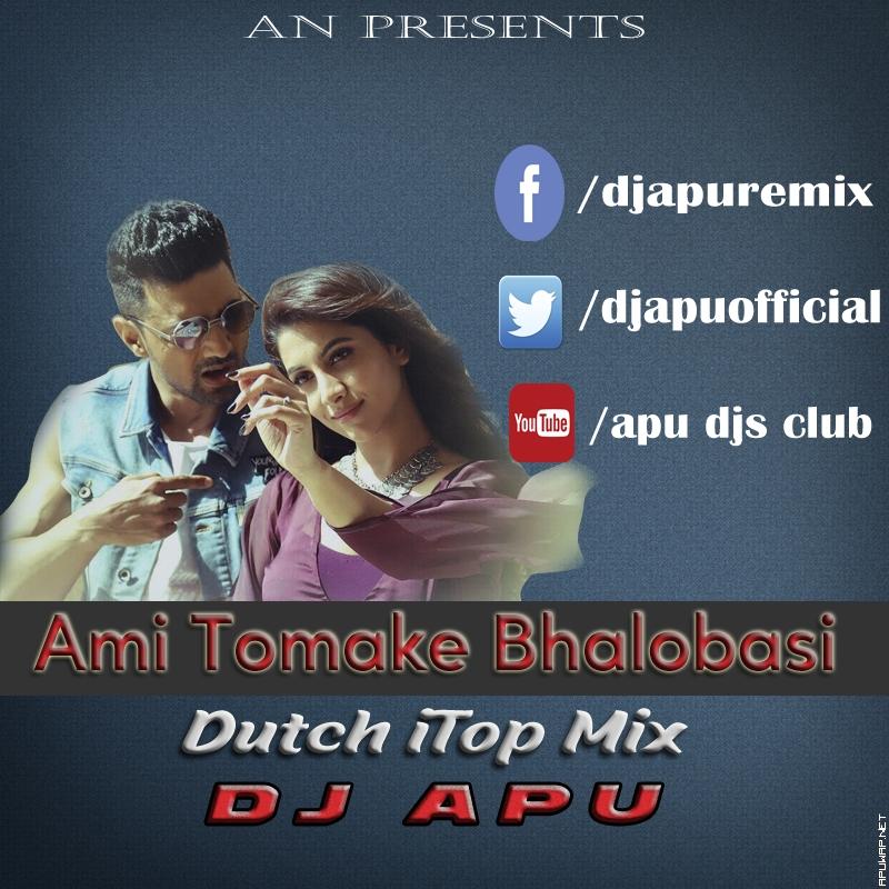 Ami Tomake Bhalobasi _Kidnap (Dutch iTop Mix) Dj Apu.mp3