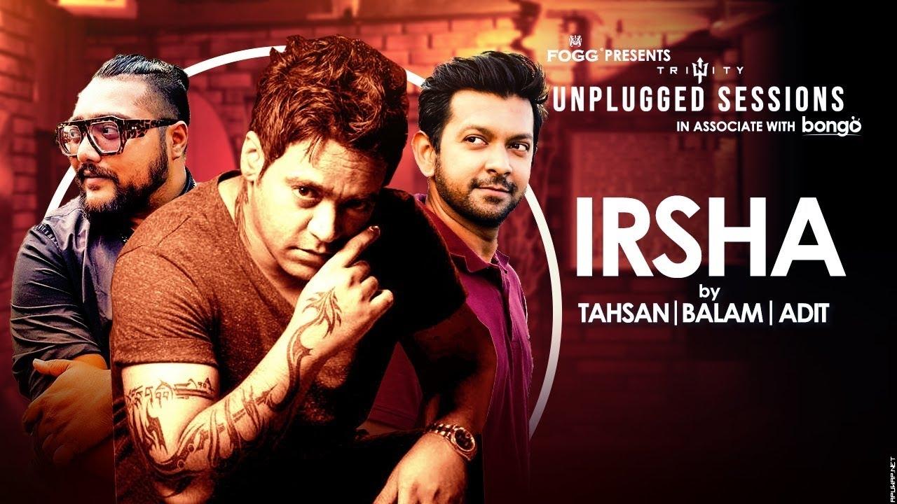 Irsha - Tahsan (Cover) by Balam & Adit | Trinity Acoustic Session.mp3