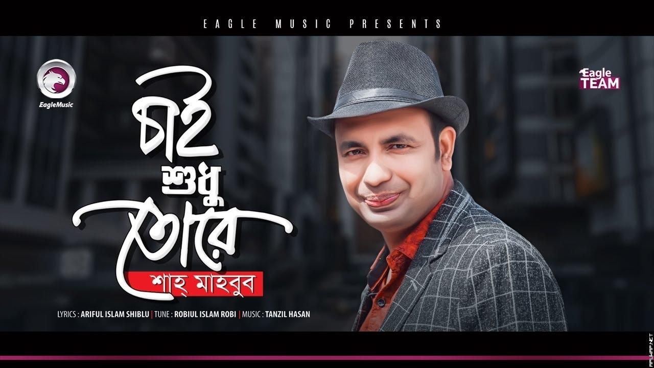 Shah Mahbub | Chai Shudhu Tore | চাই শুধু তোরে | Bengali Song | 2019 - ApuWap.Net.mp3