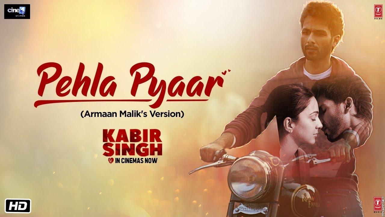 Pehla Pyaar Video Song | Kabir Singh | Shahid Kapoor, Kiara Advani | Armaan Malik | Vishal Mishra -ApuWap.Net.mp3
