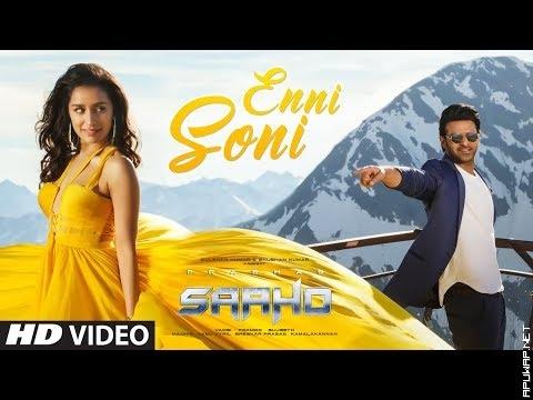 Enni Soni Song | Saaho 2019 | Prabhas, Shraddha Kapoor | Guru Randhawa, Tulsi Kumar_ApuWap.Net.mp3