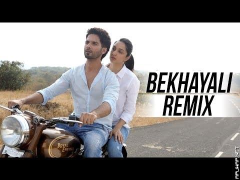 Bekhayali - Kabir Singh - DJ Mudit Gulati Remix-ApuWap.Net.mp3