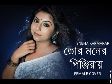 Tor moner pinjiray | Sneha Karmakar | Female sad version-ApuWap.Net.mp3