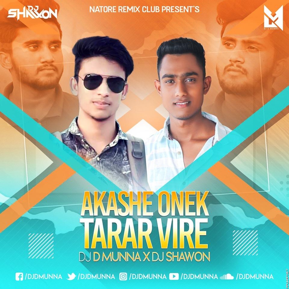Akashe Onek Tarar Vire - Atif Ahmed Niloy (Love Mix) DJ D MuNnA X DJ ShaWoN_ApuWap.Net.mp3