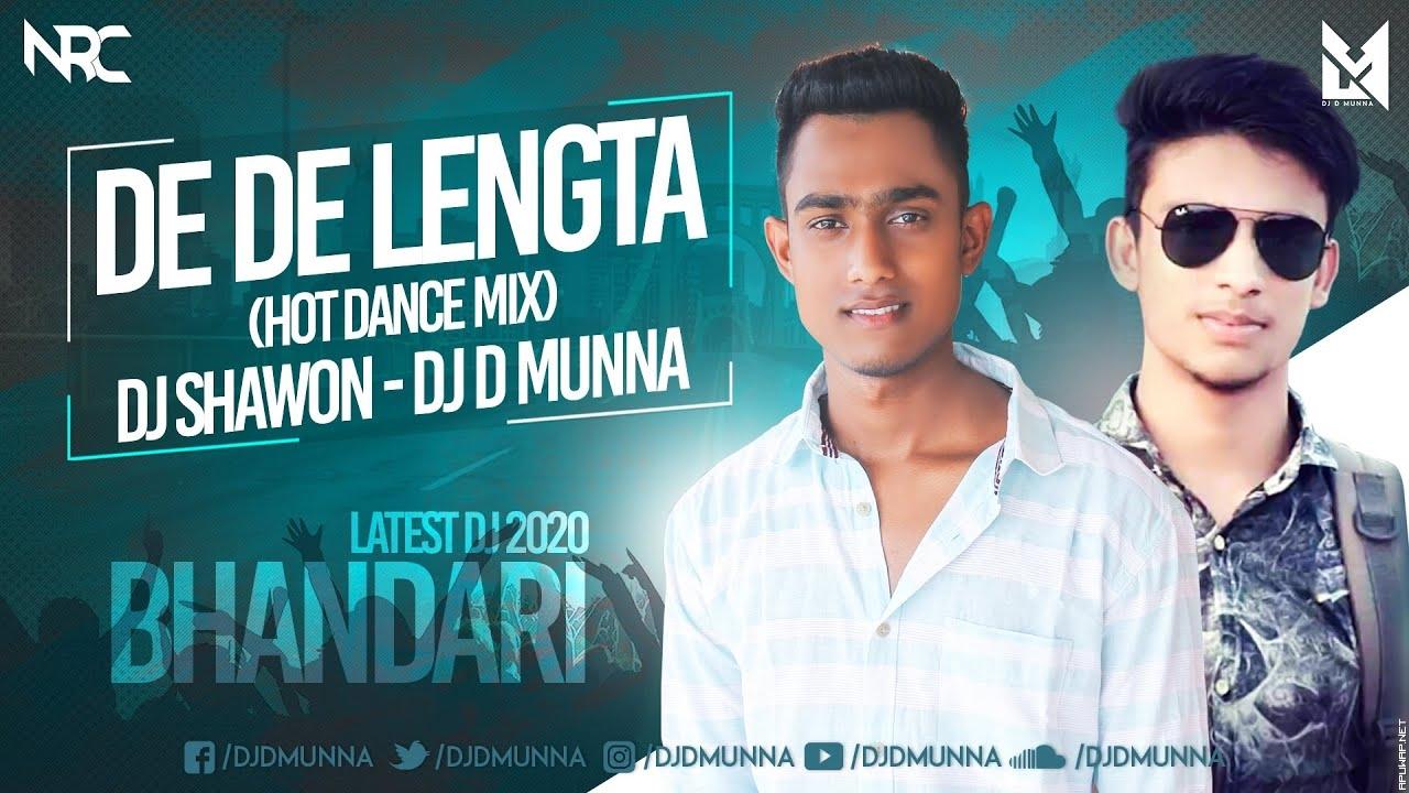 Uraiya Lal NIshan Vokto Asekan DJ Gaan | Dibamoni | Vandari DJ Gaan 2020 | DJ ShaWon x DJ D MuNnA.mp3