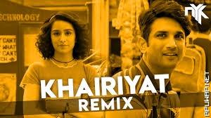 Khairiyat DJ NYK Mashup Arijit Singh Sushant Singh Rajpu.mp3