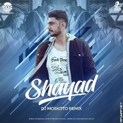 Shayad (Remix) | DJ Moskitto | Love Aaj Kal | Kartik | Sara
