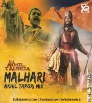 Malhari (Tapori Mix) - DJ Akhil Talreja.mp3