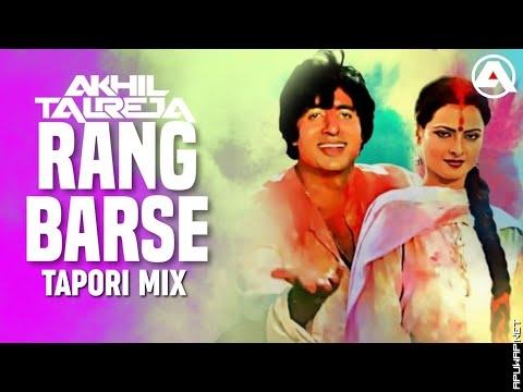 Rang Barse - DJ Akhil Talreja Tapori Mix.mp3