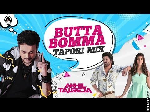 ButtaBomma - DJ Akhil Talreja Tapori Mix.mp3