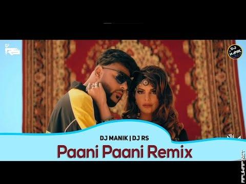 Paani Paani Remix - DJ Manik 2021 | DJ RS.mp3